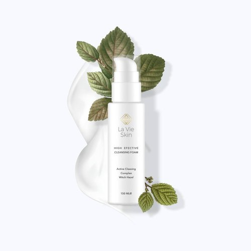 HIGH EFFECTIVE CLEANSING FOAM